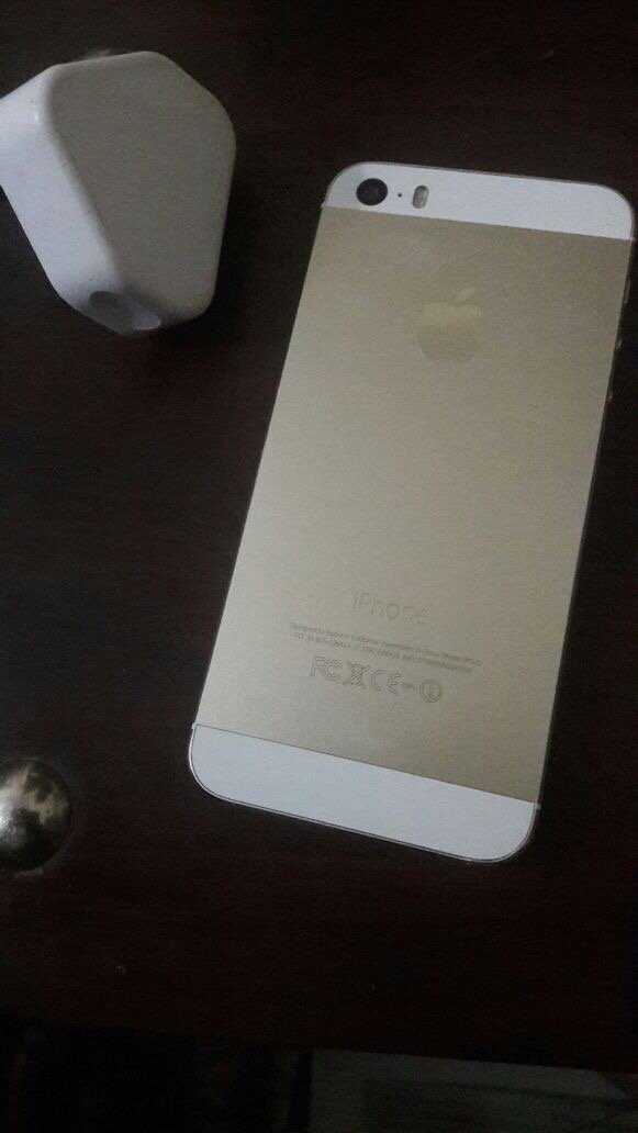 IPhone 5s gold 2 days battery - photo 4