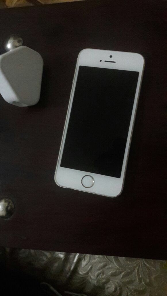 IPhone 5s gold 2 days battery - photo 1