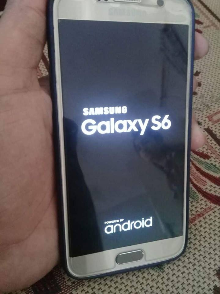 SAMSUNG GALAXY S6 (64GB) - photo 1