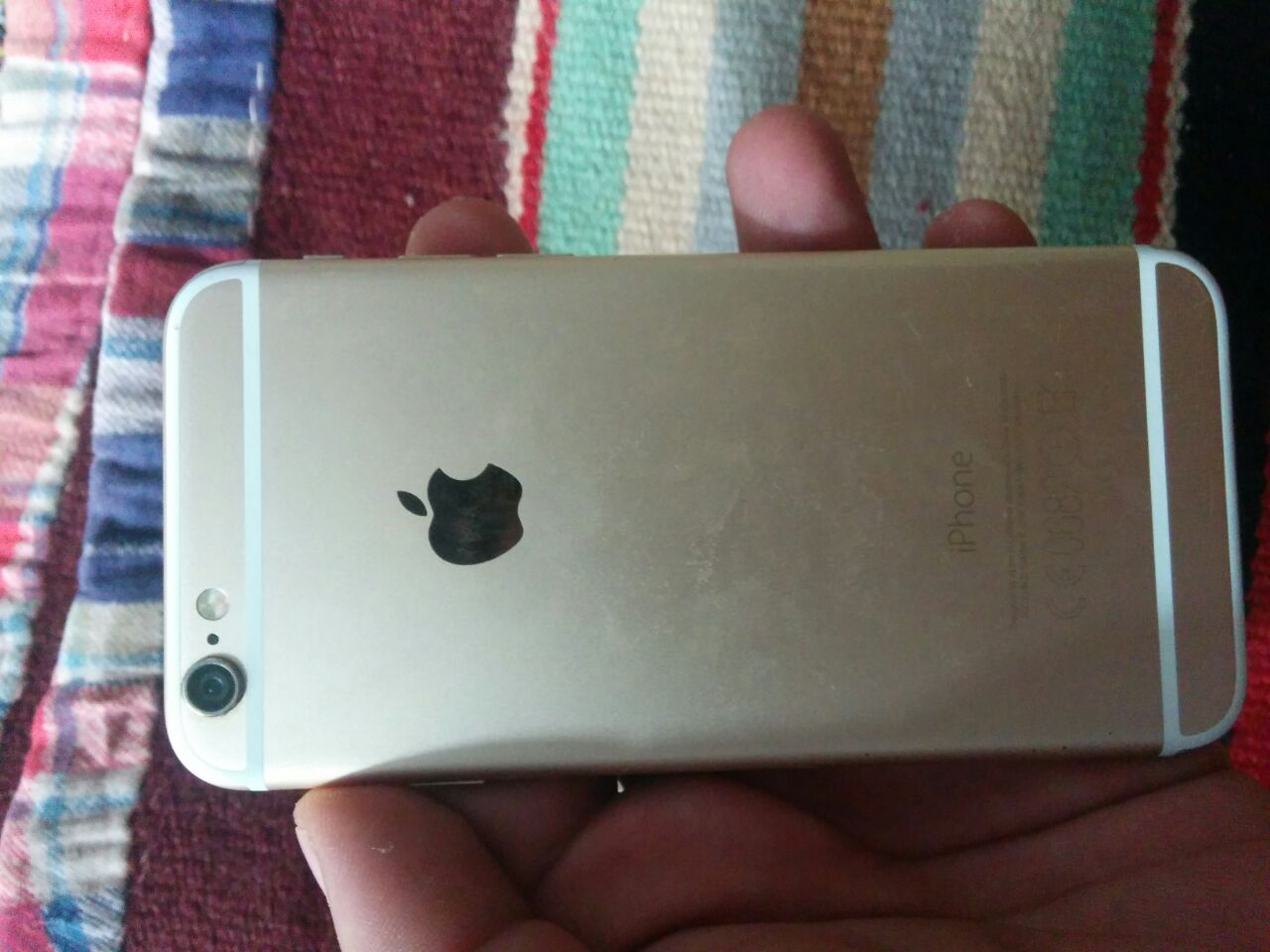 Iphone 6 128gb factory unlocked for sale - photo 2