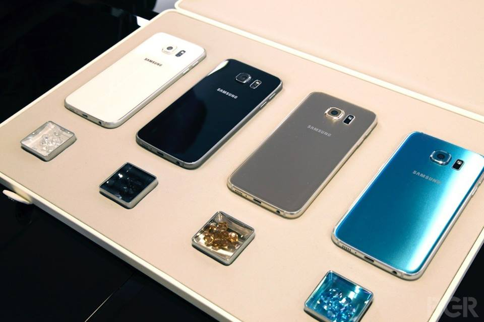 Samsung s6 edge kit with warranty offer - photo 4