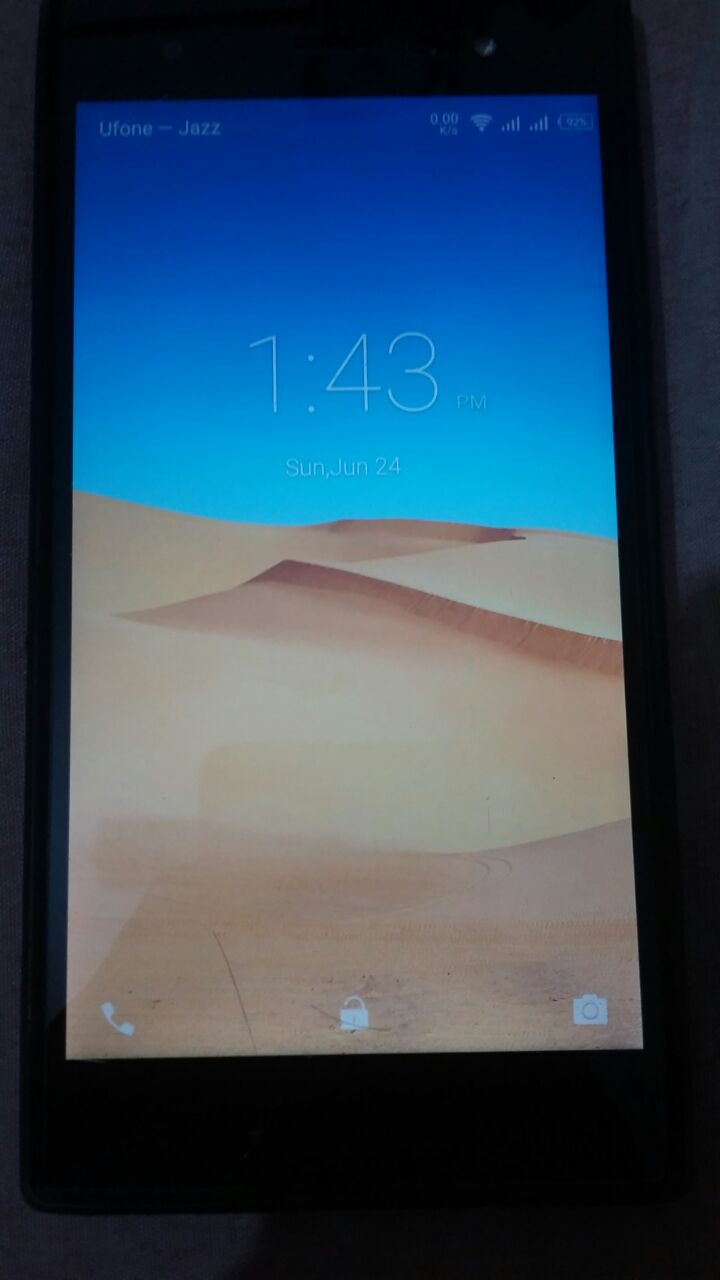 Infinix Zero 3 in good condition - photo 1