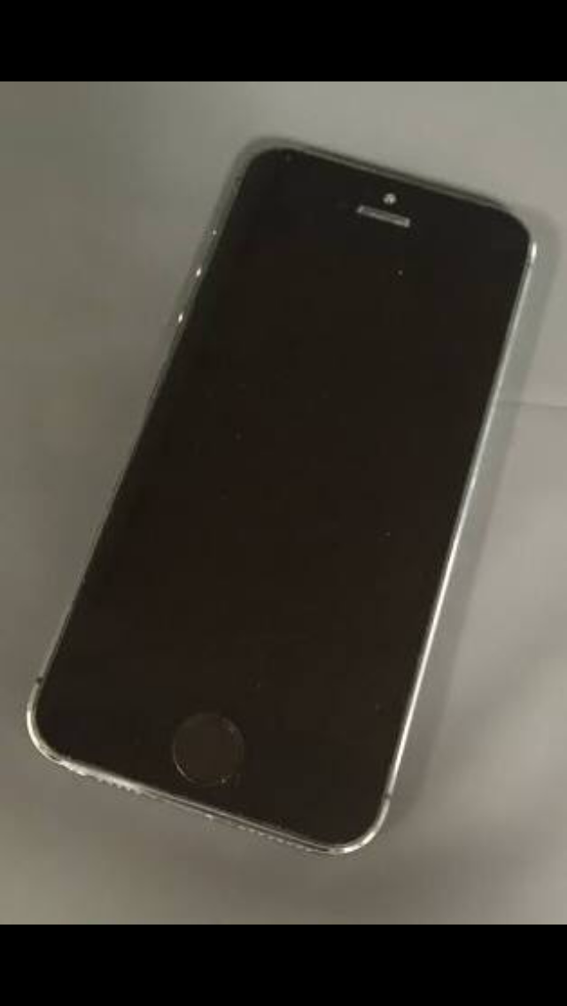 iPhone 5S perfectly new space grey - photo 4