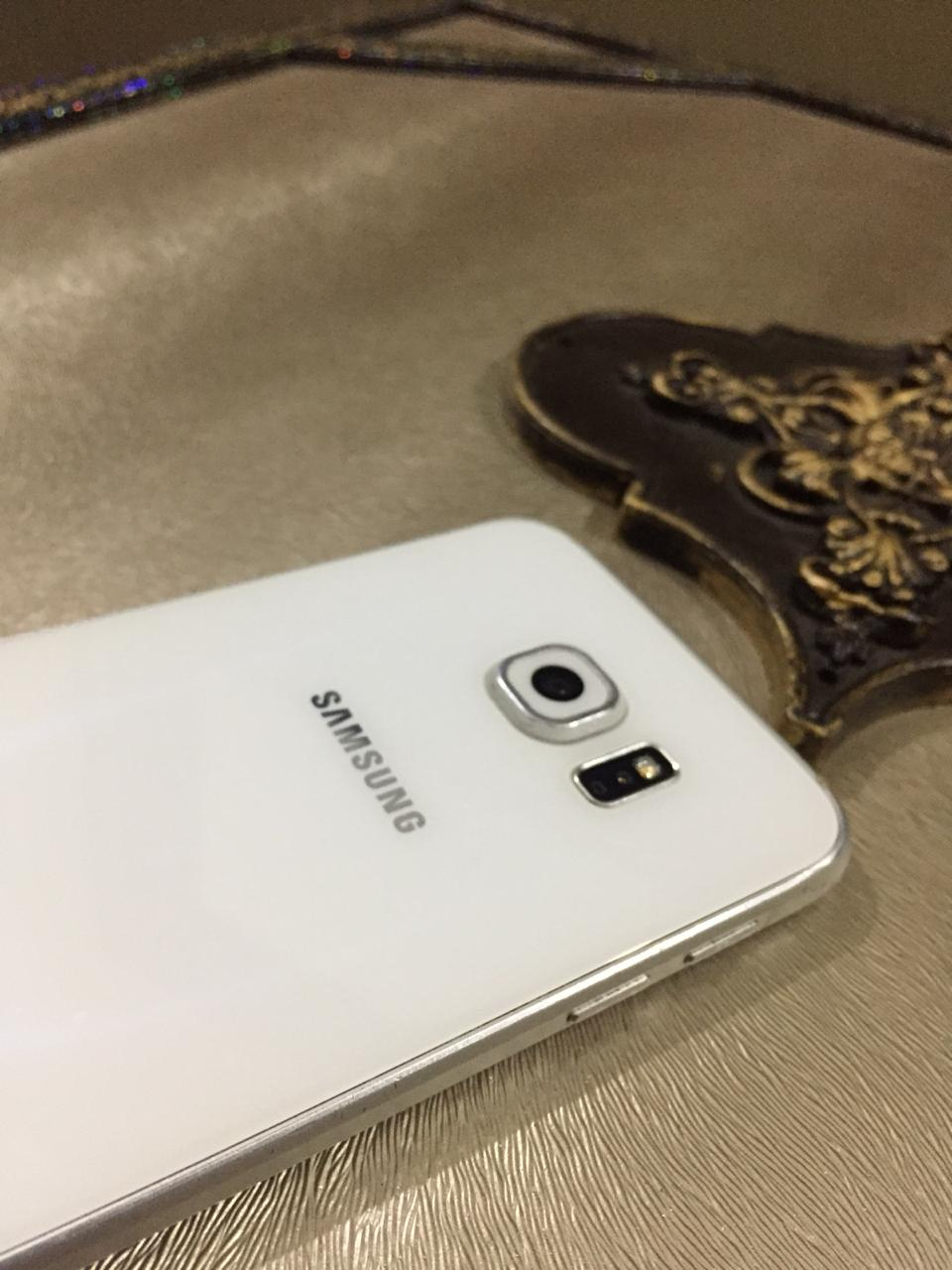 Samsung Galaxy S6 100% Working. CRYSTAL CLEAR FRONT. No Fault, Never Repaired. - photo 3