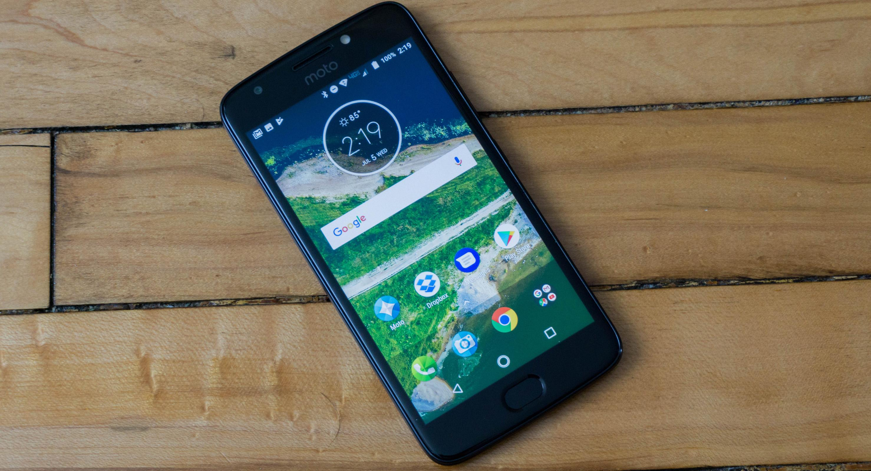 Motorola moto e4 available in excellent condition with an adjustable appropriate price - photo 2