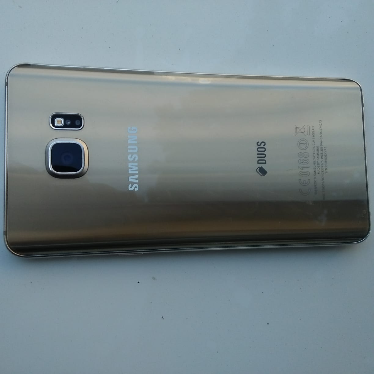 Samsung Note 5 Duos - photo 2