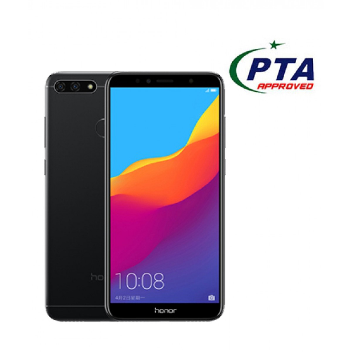 Honor 7A With  months Warranty - photo 1