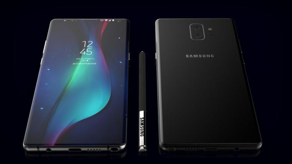Samsung Note 9 Midnight Black with all accessories and Box - photo 3