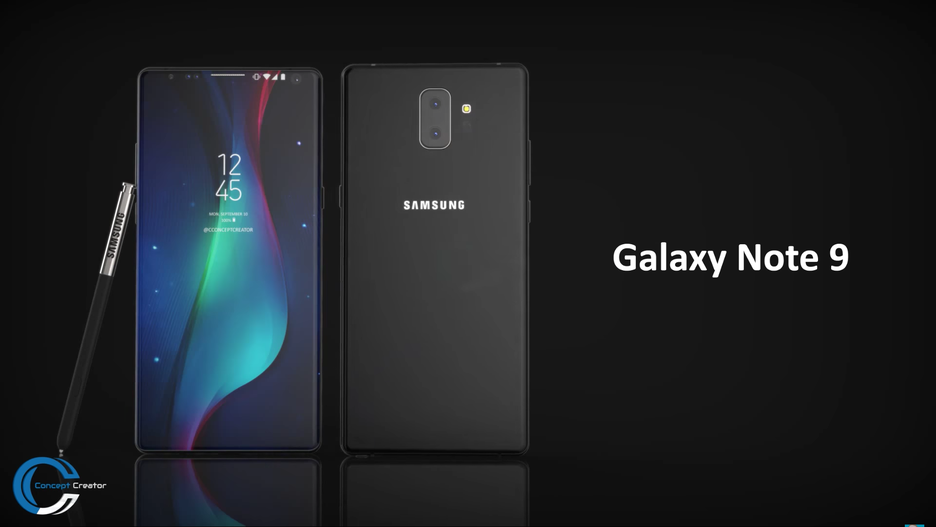 Samsung Note 9 Midnight Black with all accessories and Box - photo 1