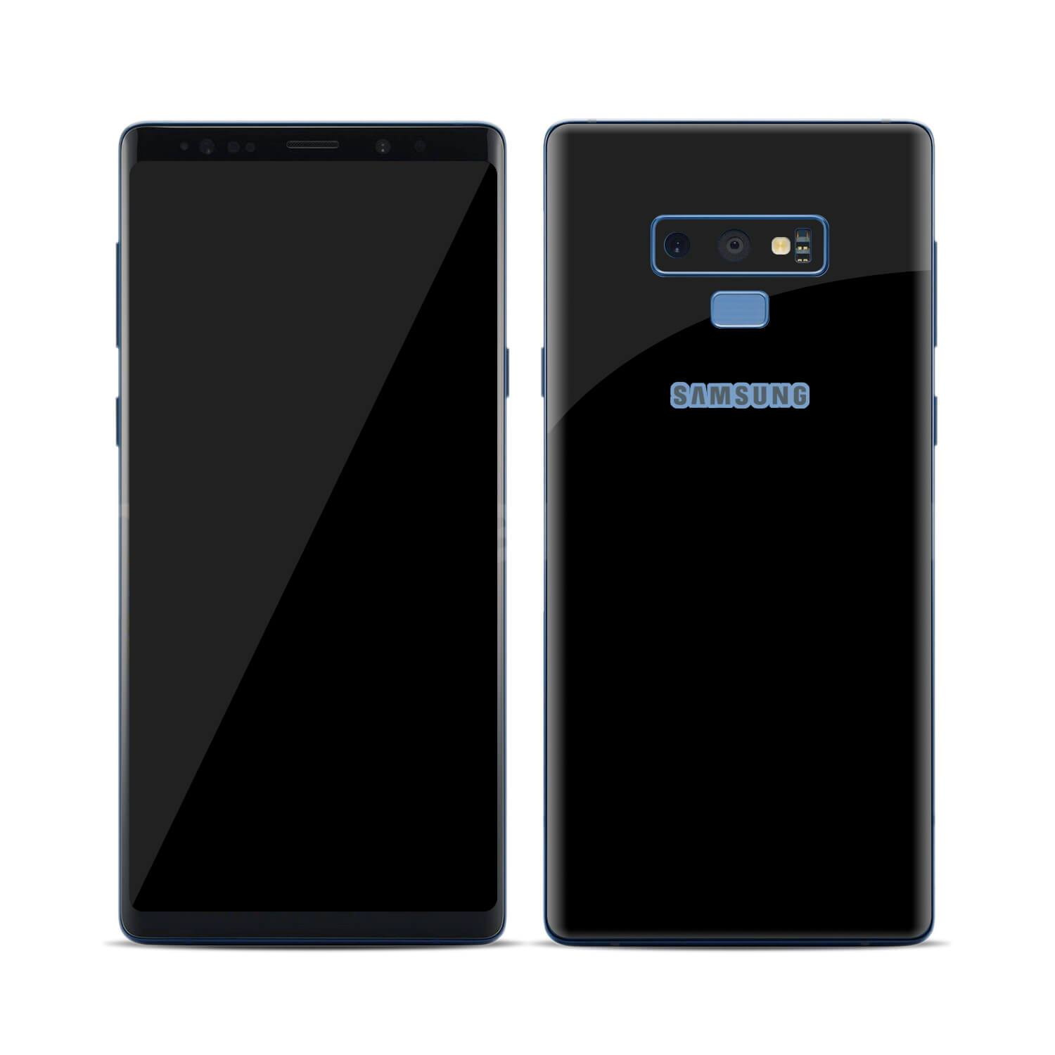 Samsung Note 9 Midnight Black with all accessories and Box - photo 2