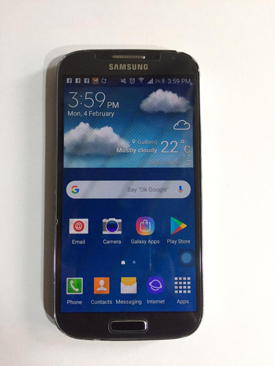 Samsung Galaxy S4 Mobile for Sale