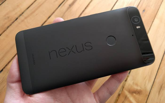 Google Huawei Nexus 6p(128GB) - photo 4