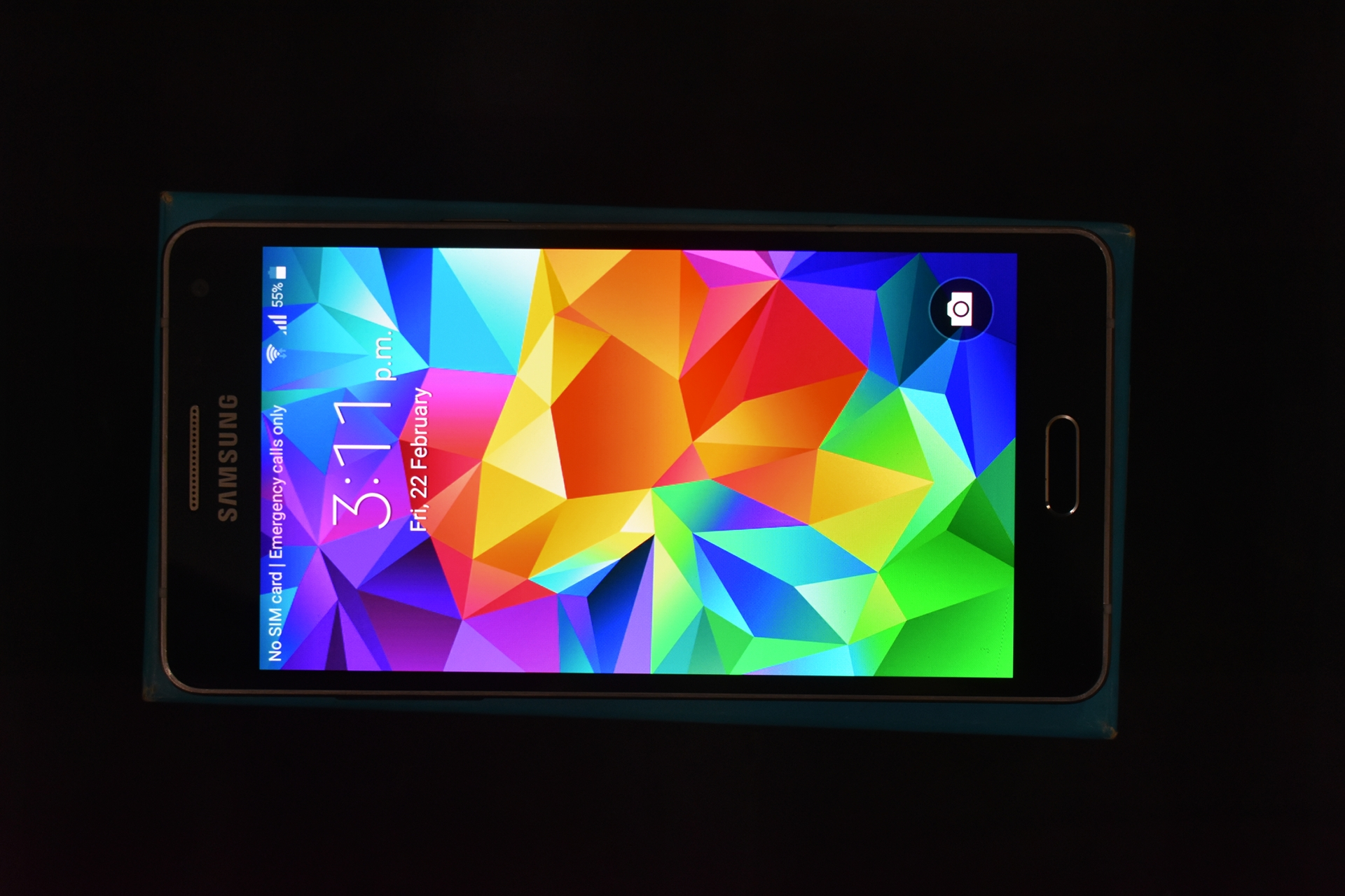 Samsung A5 2015 (With Complete Box) - photo 2