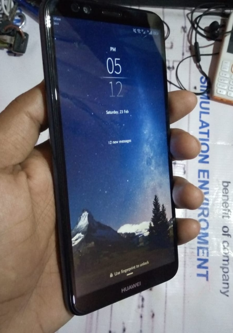 Huawei Y7 Prime 2018 (6 months Official warranty) - photo 1