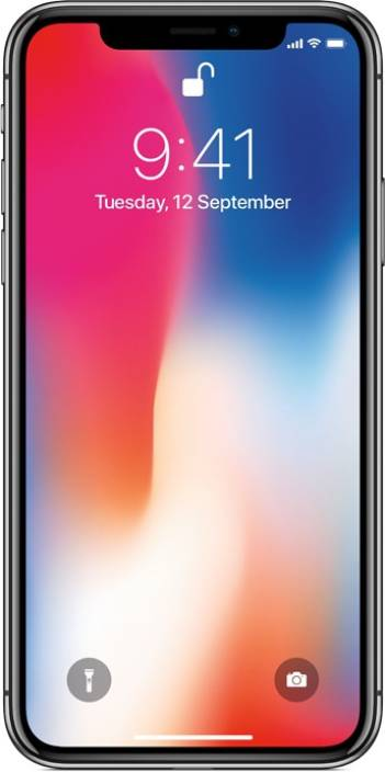 iPhone X 64 gb Space Grey 3 months used 100% battery health - photo 1