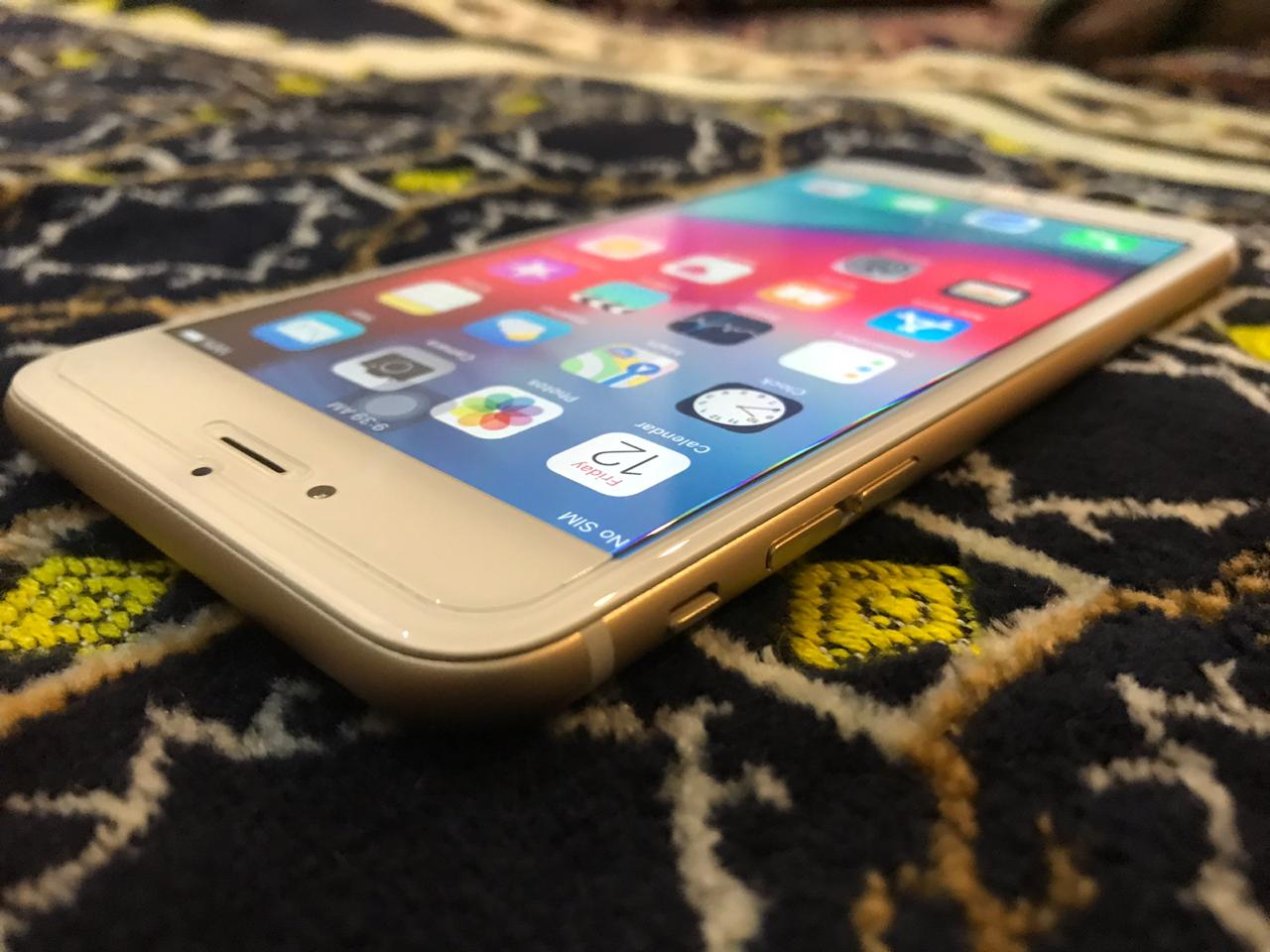 Apple iPhone 6 Plus 16gb Gold just Like Zero 10/10 IMEI Match Complete Accessories - photo 4