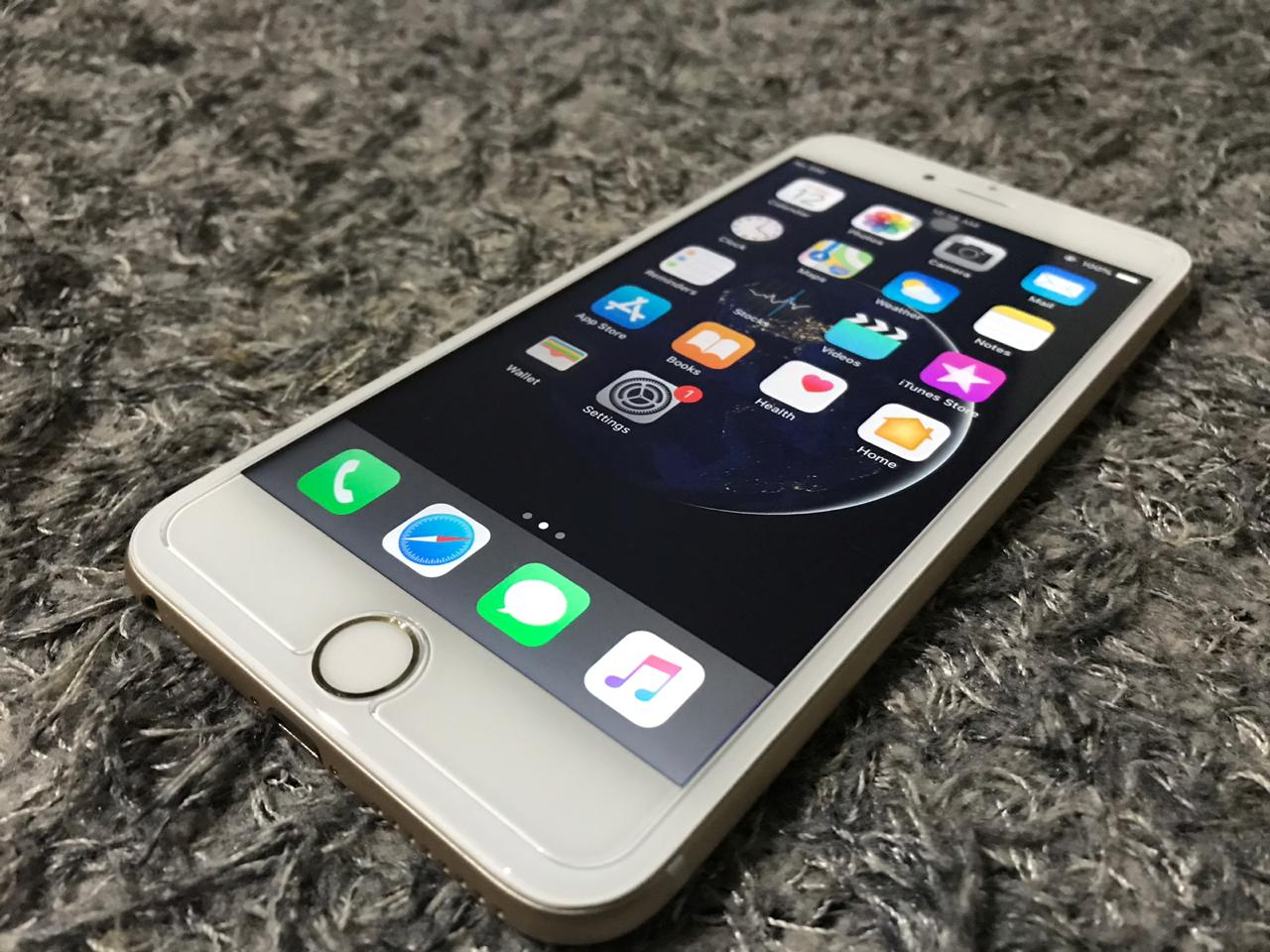 Brand New Condition iPhone 6 PLUS 16 Gold - photo 4