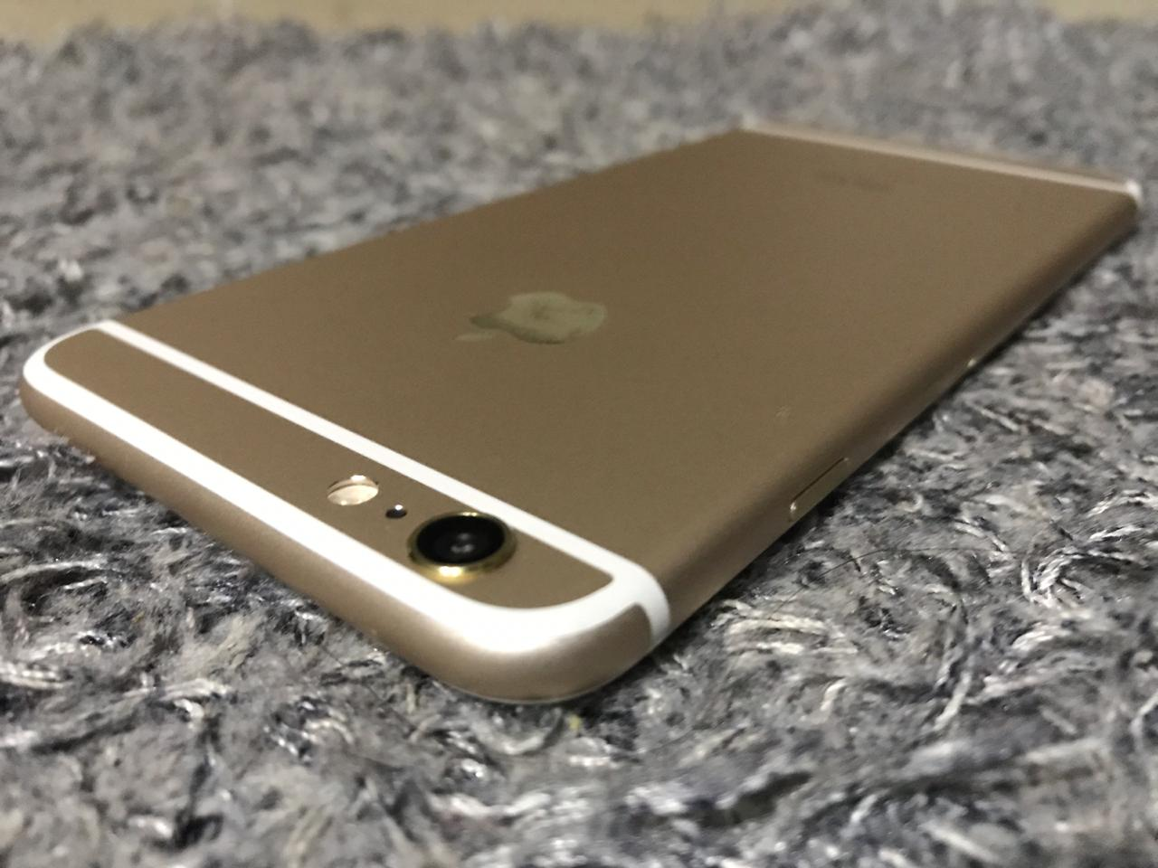 Brand New Condition iPhone 6 PLUS 16 Gold - photo 1