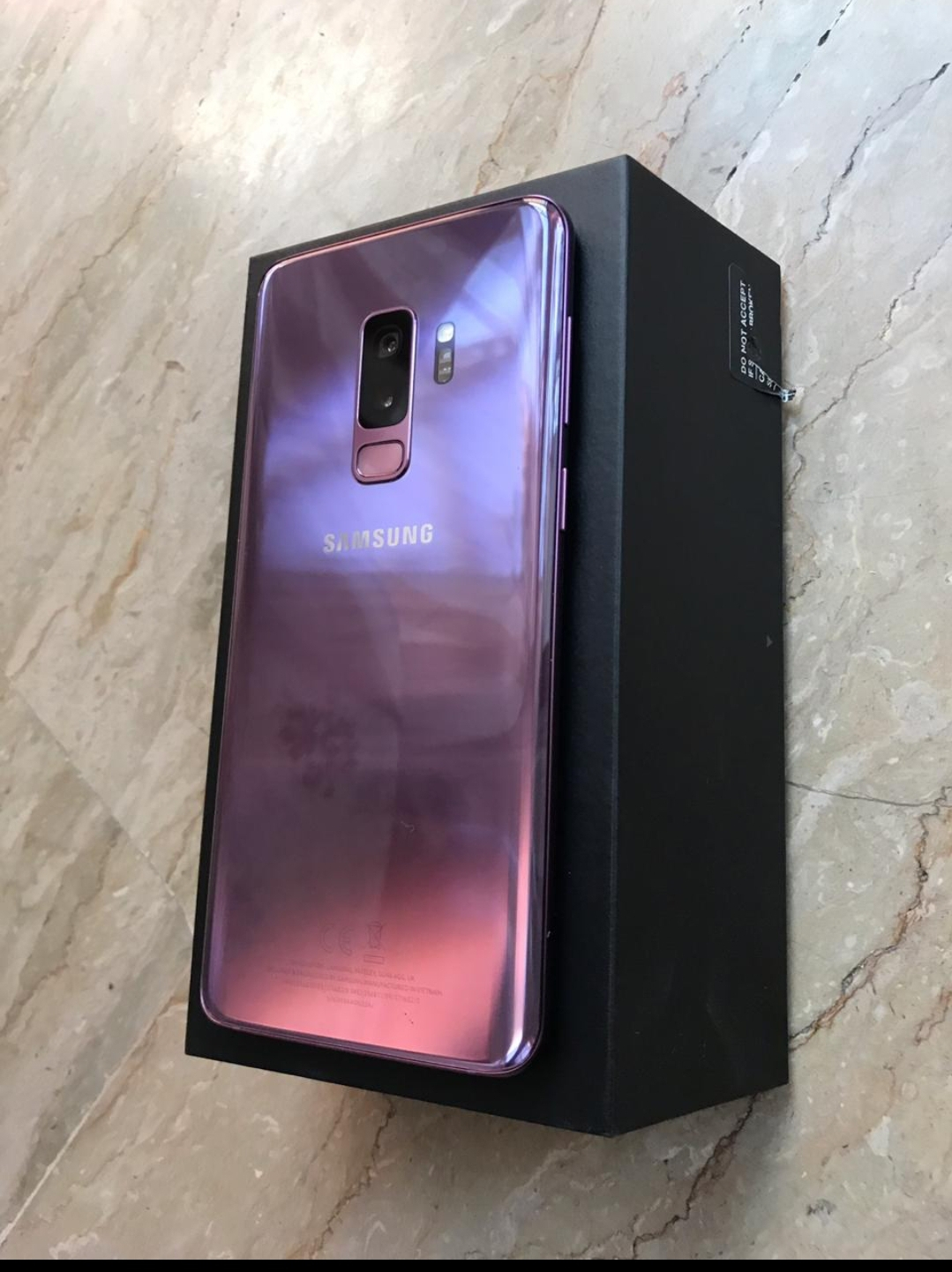 MINT CONDITION SAMSUNG GALAXY S9 PLUS FOR SALE