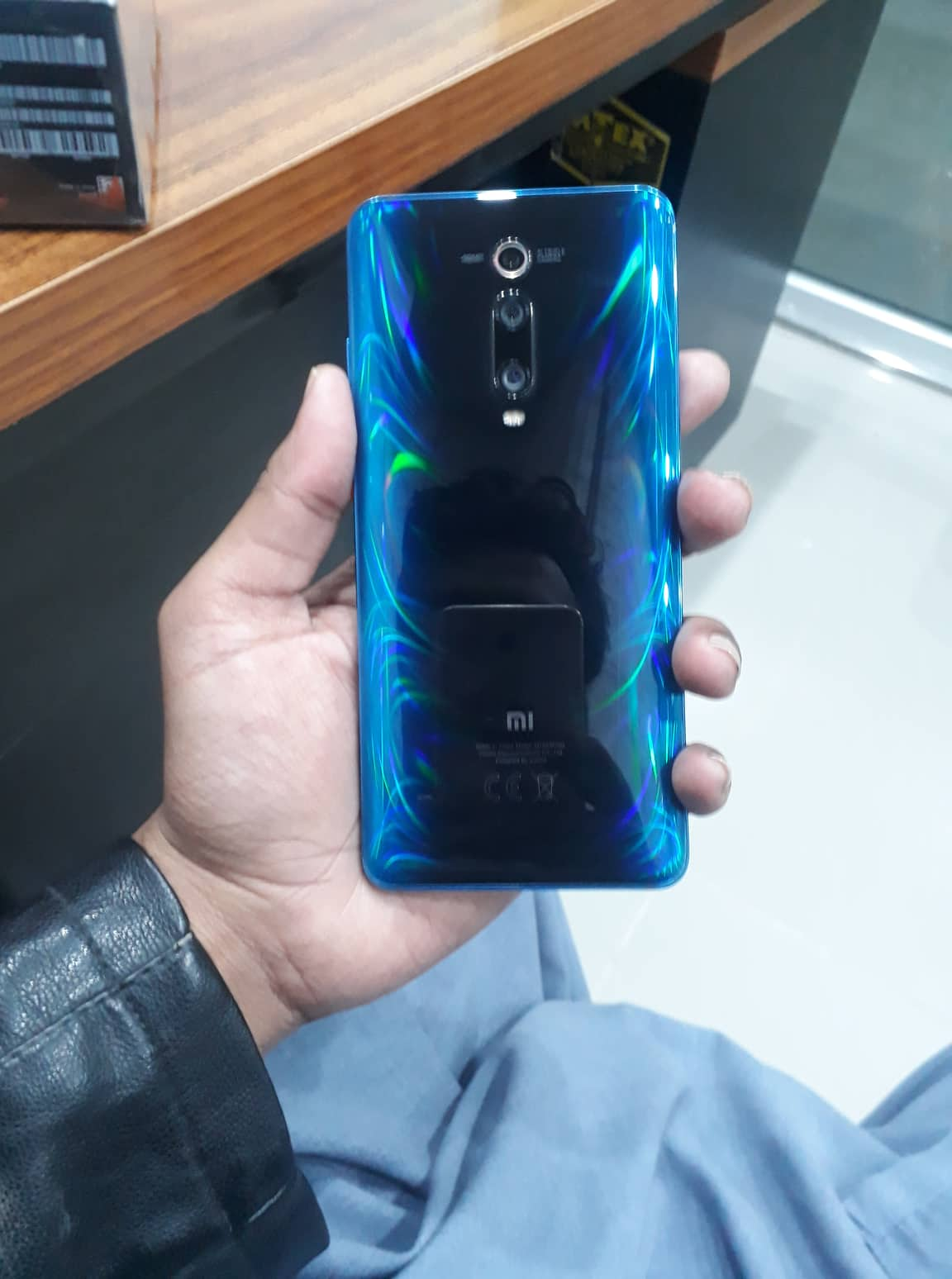 Xiaomi MI 9T pta approved just box opened new - photo 3