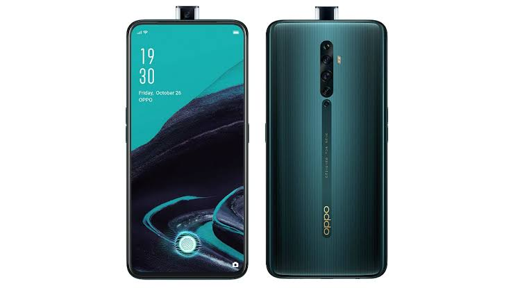 Oppo reno 2f just box opened 2 days used price is final and fixed - photo 1