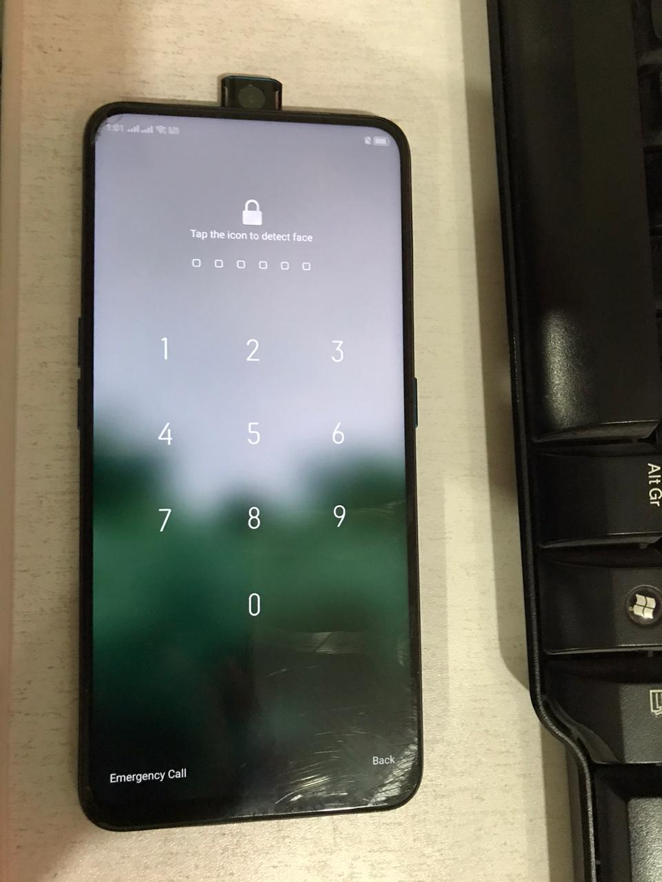 Oppo F11 pro lust condition - photo 3