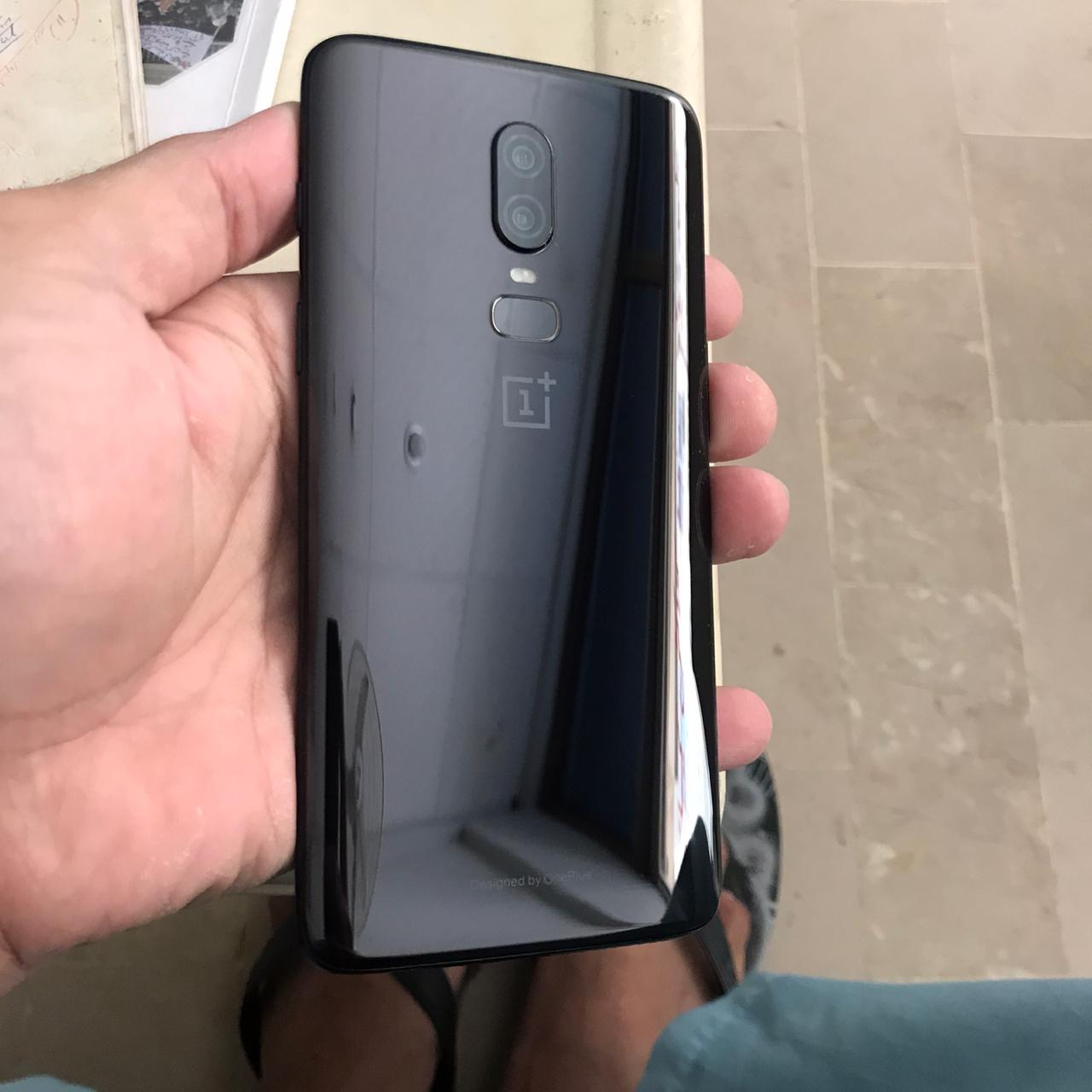 oneplus 6 8gb/128gb - photo 3