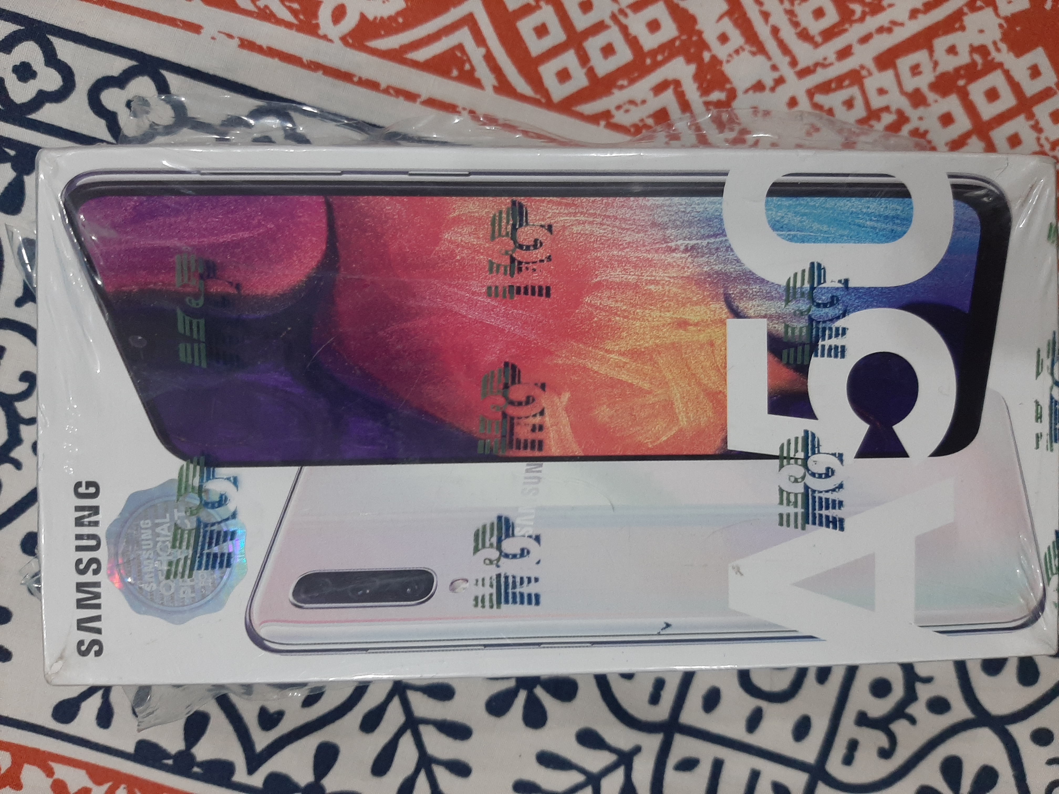 Galaxy A50 For Sale Condition 10 /10 - photo 1
