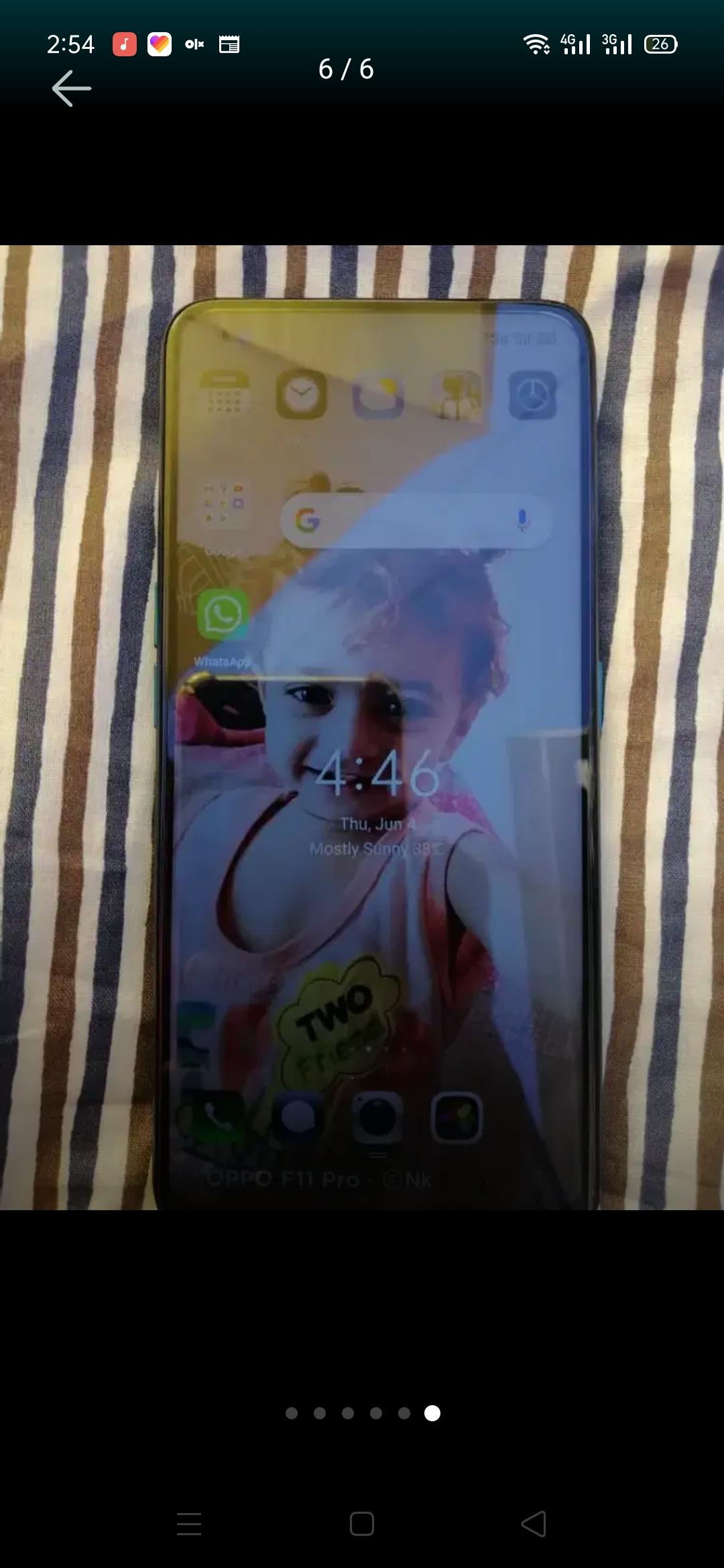 Oppo f11 pro for sale - photo 1