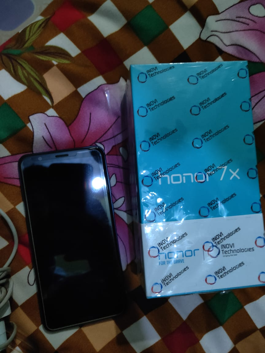 Huawei Honor 7x 4/64 Blue Colour Condition 10/10 - photo 3
