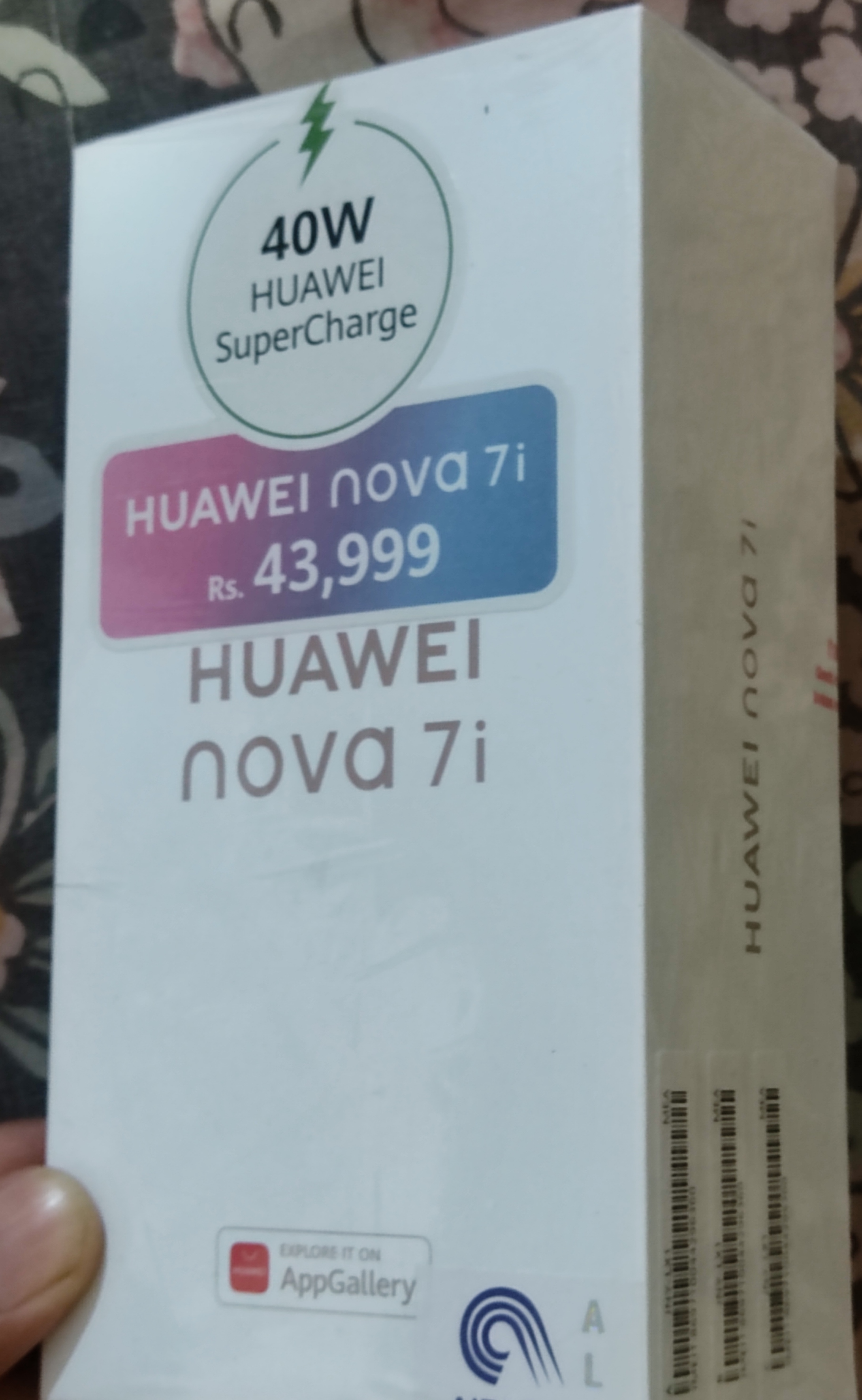 Huawei Nova 7i - photo 2