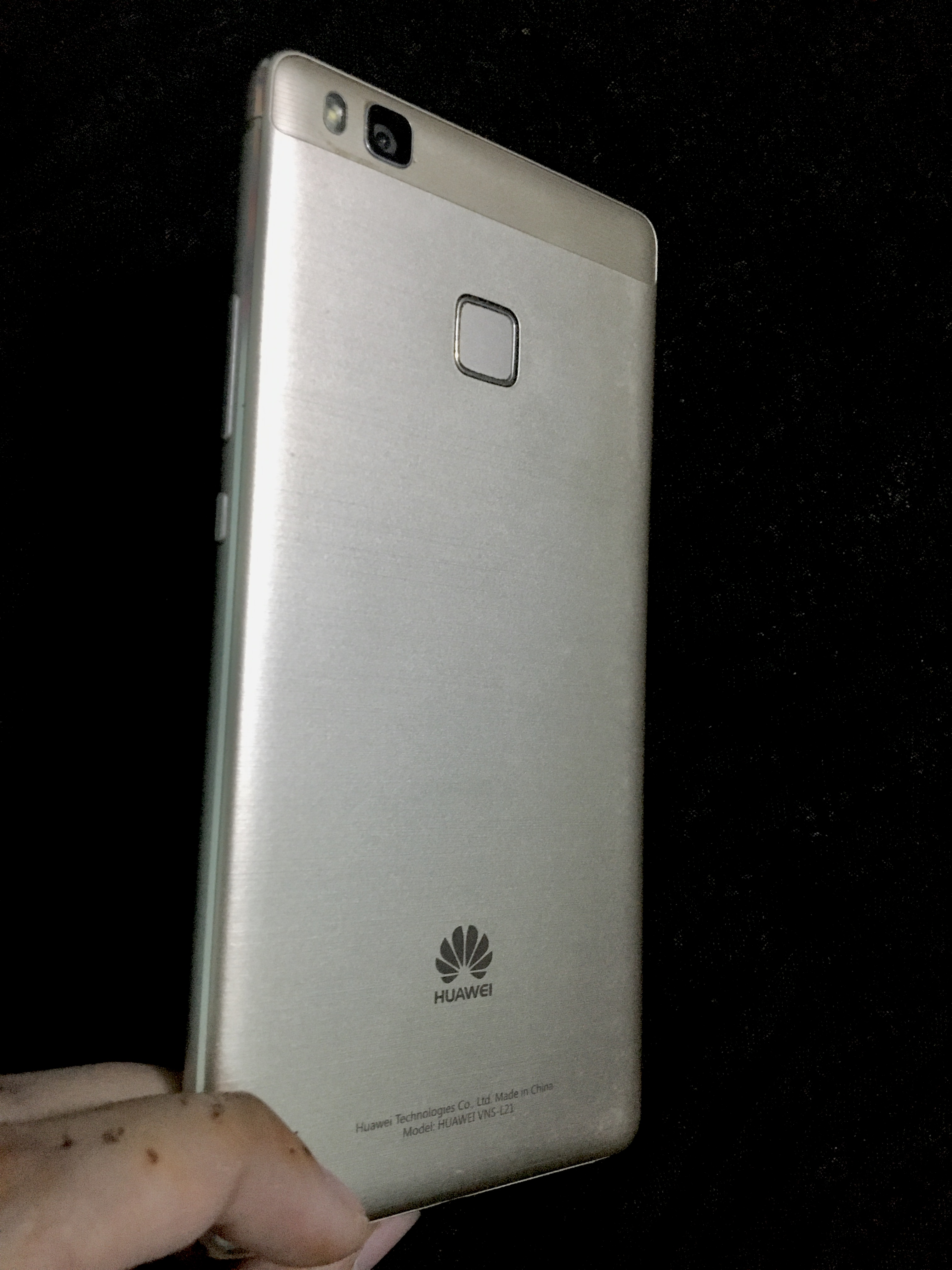 Huawei p9 lite - photo 2
