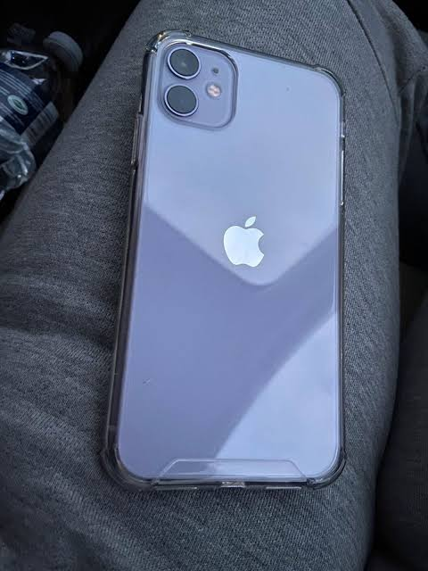 iphone 11 purple 64GB - photo 1