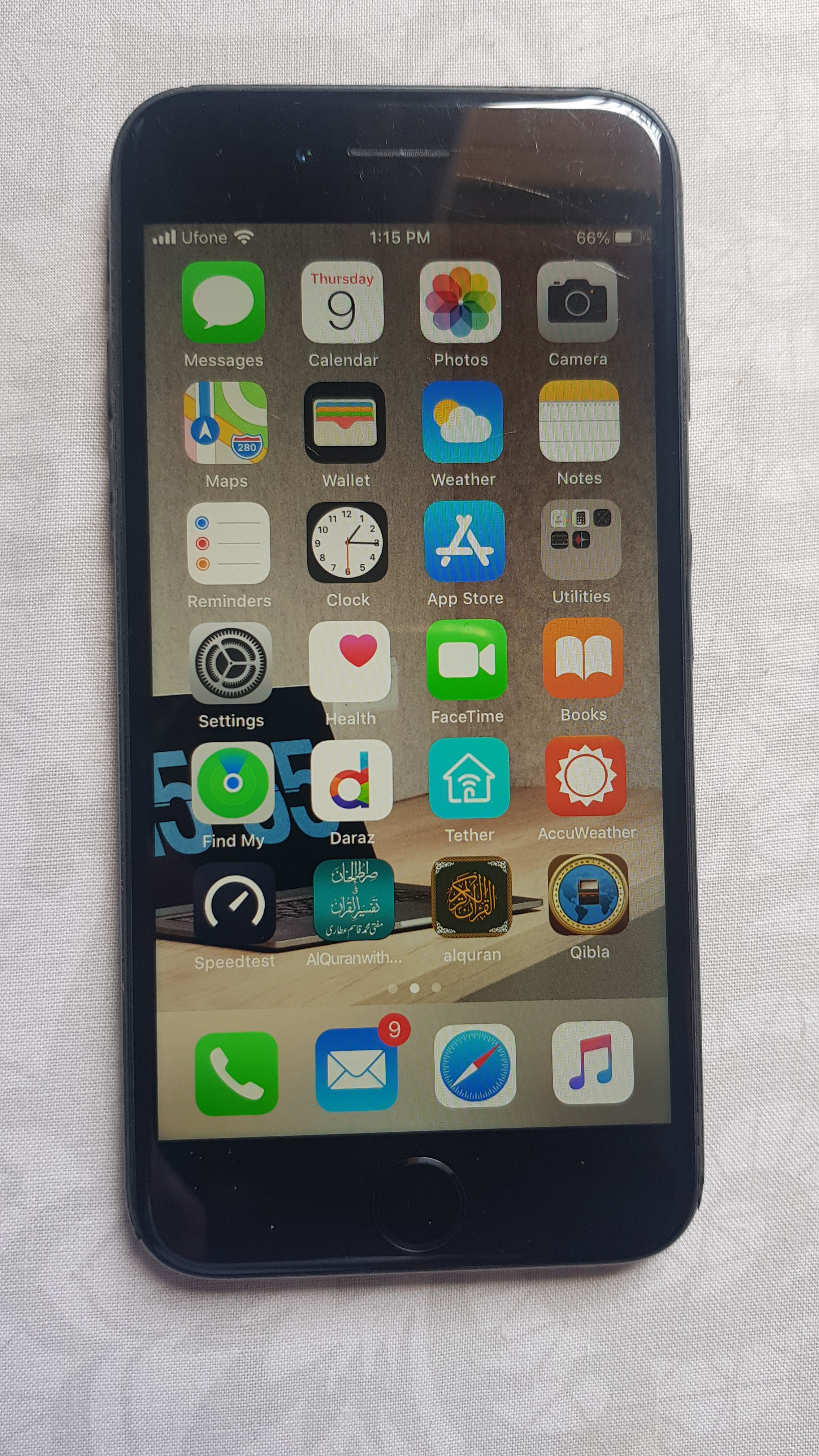 Iphone 7 128 GB (PTA Approved) - photo 3