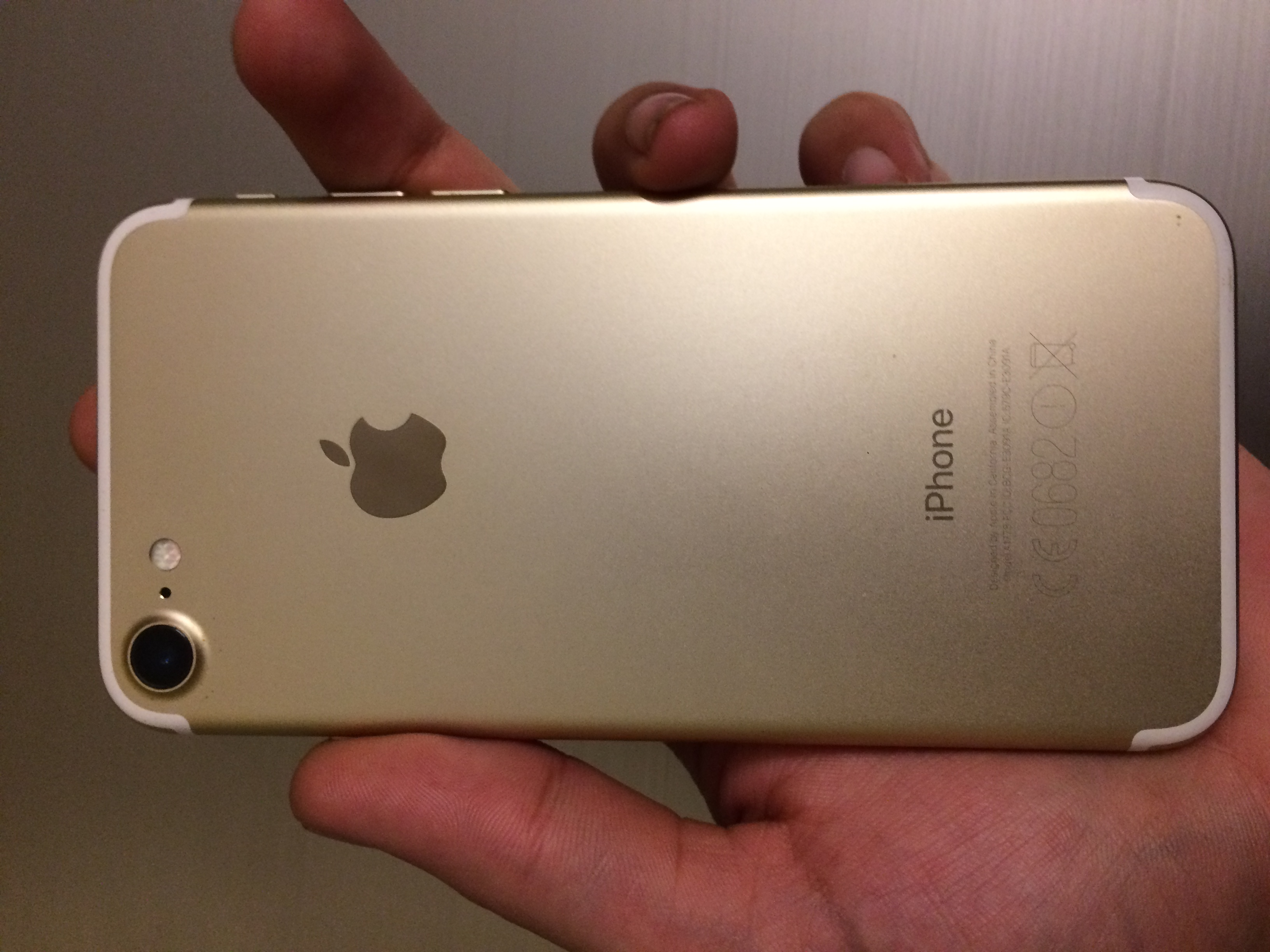 Iphone 7 (128 gb) with BOX - photo 1