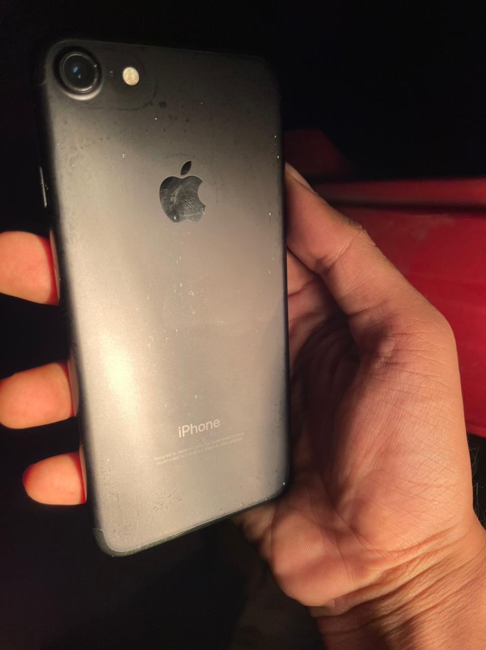 Iphone 7 for sale perfect condition - photo 1