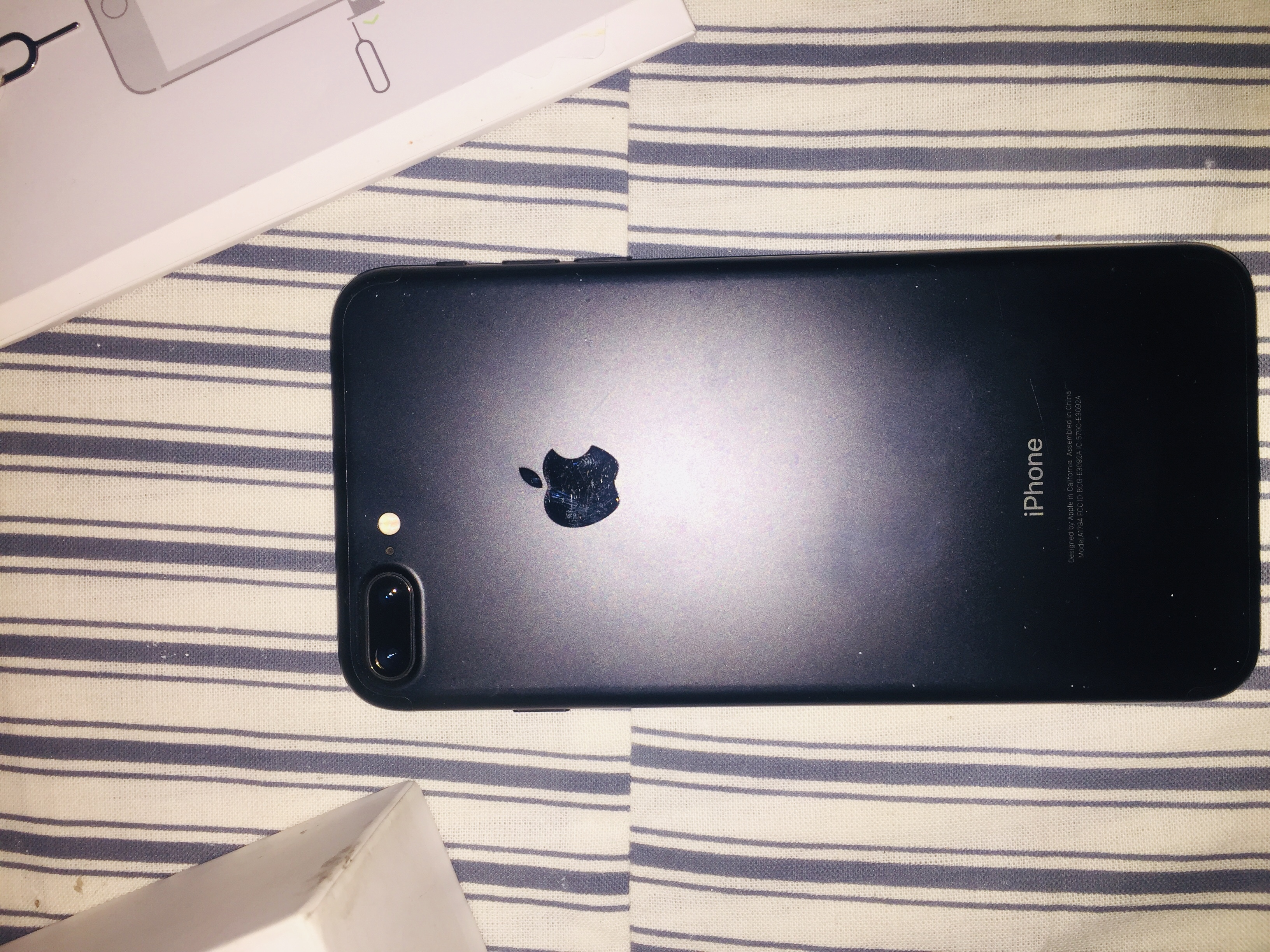 Iphone 7 plus 128 GB PTA approved - photo 2
