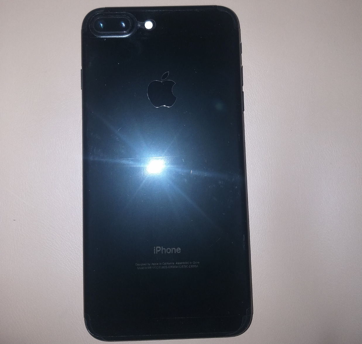 iPhone 7 Plus Pta approve perfect condition with Excellent battery life - photo 1
