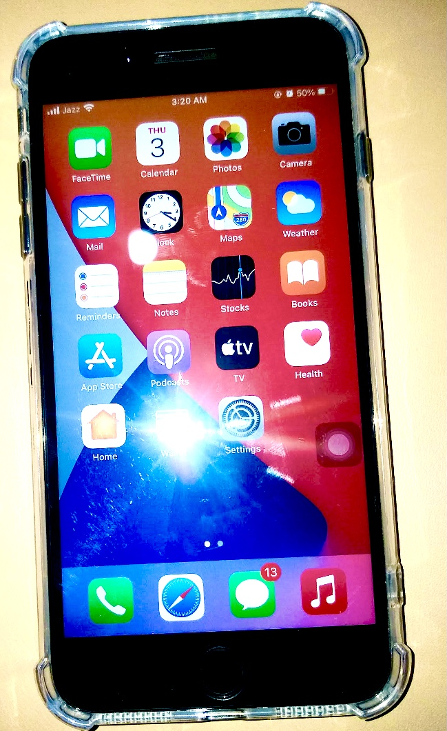 iPhone 7 Plus Pta approve perfect condition with Excellent battery life - photo 4
