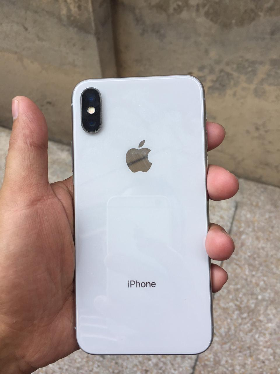Iphone X 256 GB PTA Approved - photo 4