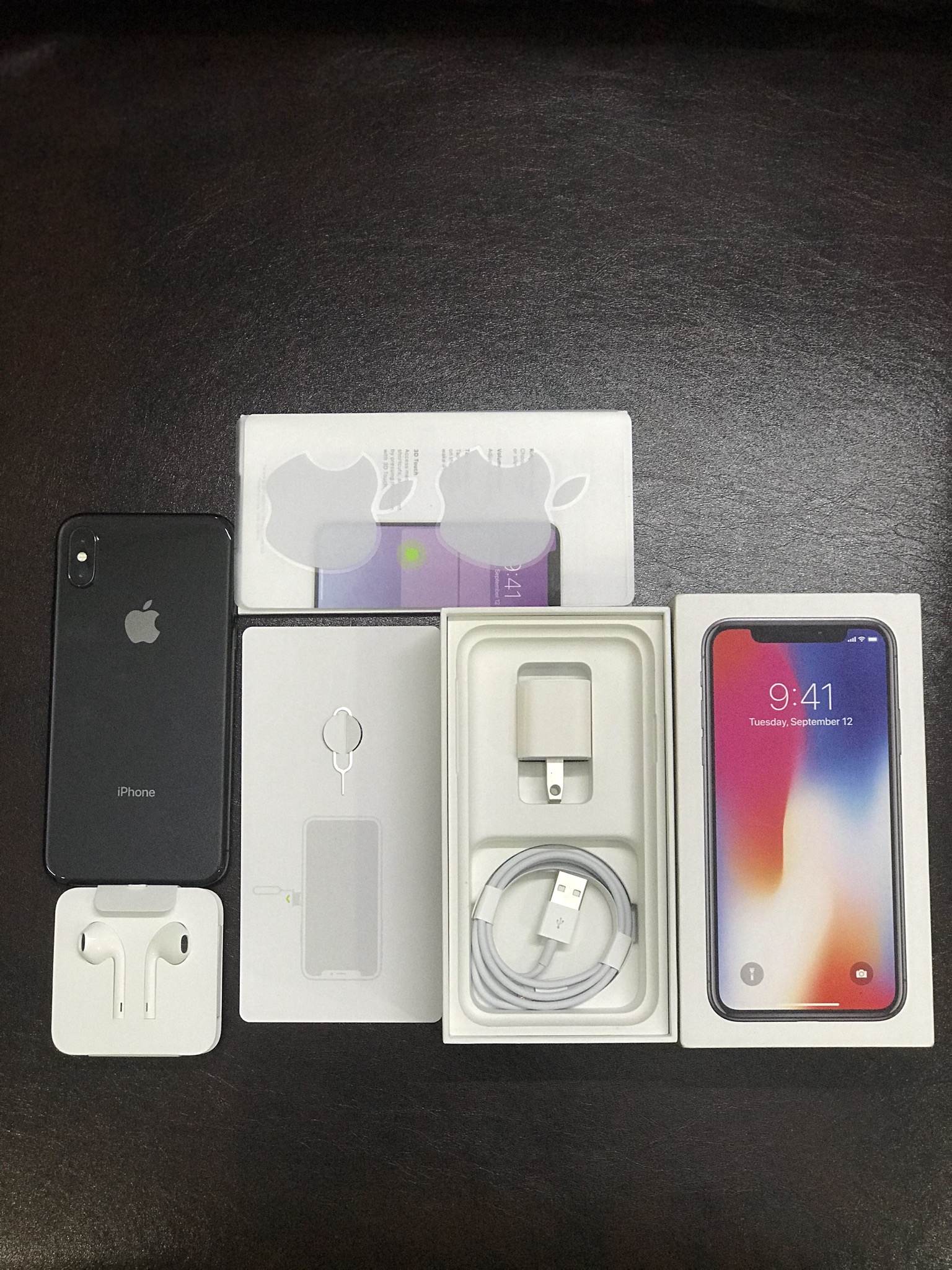 Iphone X 256GB - photo 3
