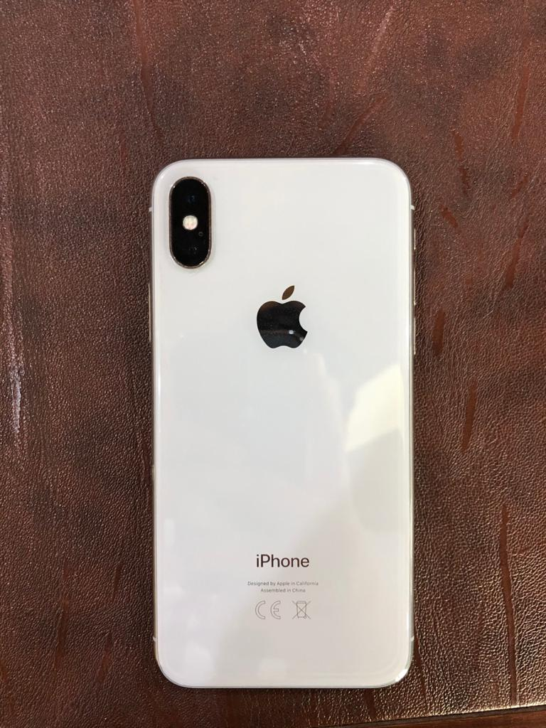 Iphone X 64GB - photo 1