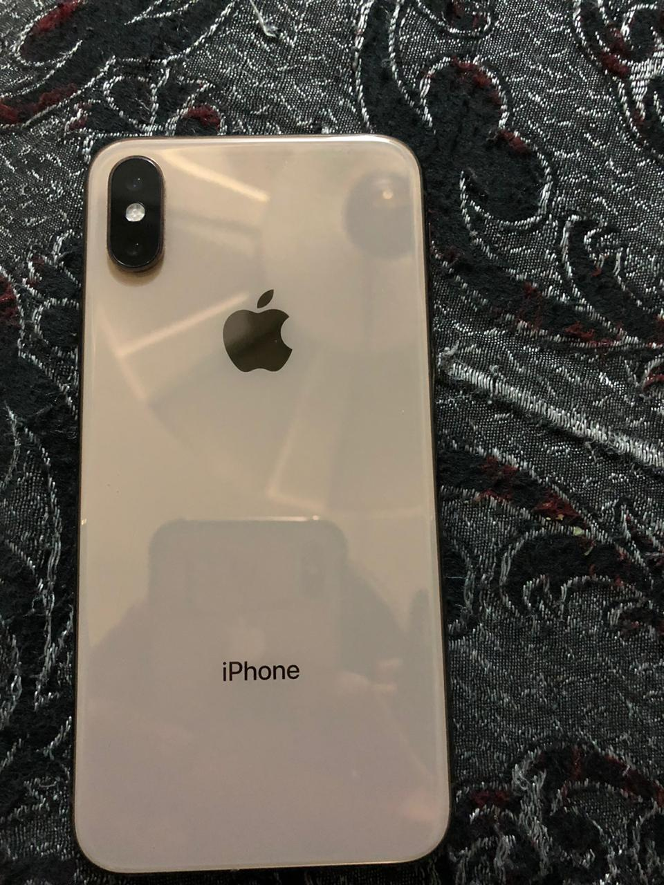 iPhone XS 64gb gold for sale at attractive price - photo 3