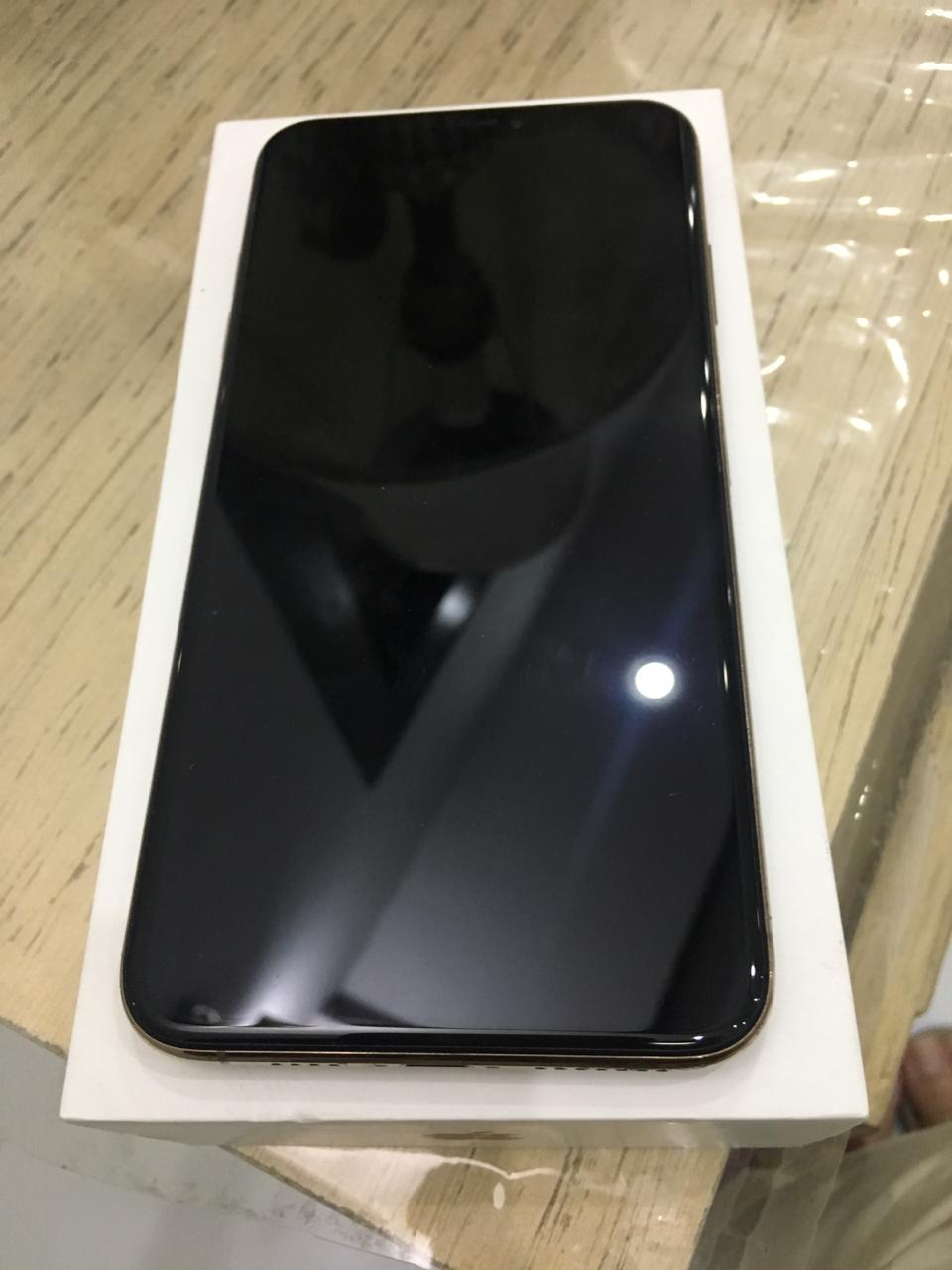 Iphone xs max 64 gb gold pta approved - photo 4