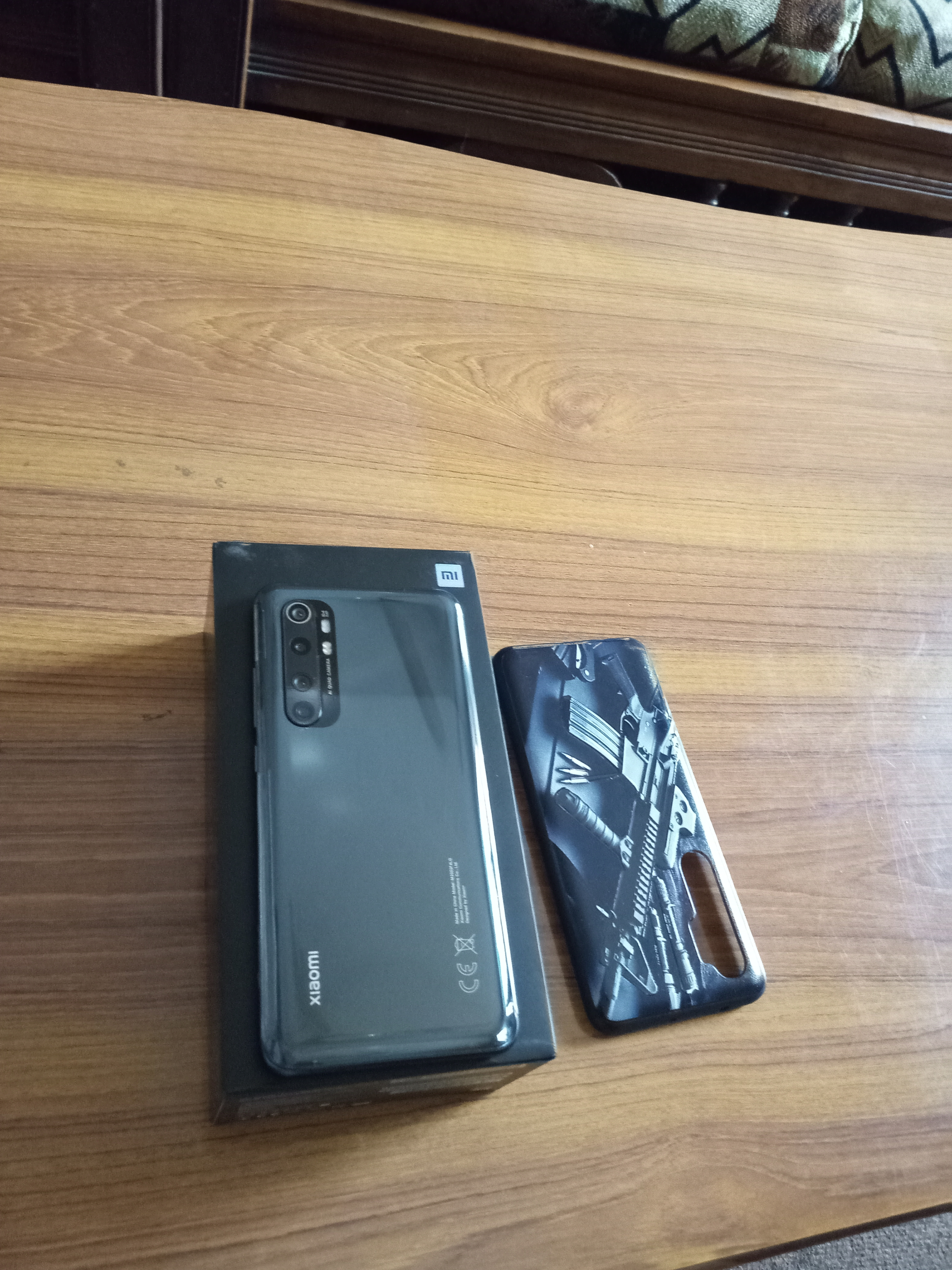 Mi note 10 lite only 3 days used - photo 1