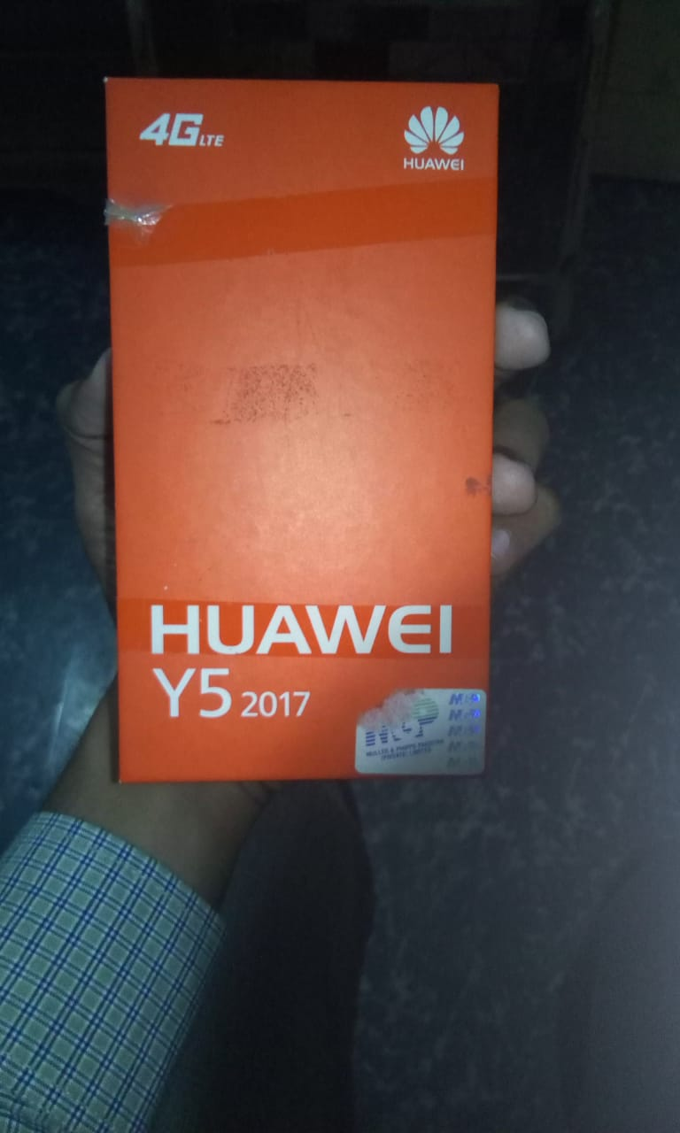 MOBILE FOR SALE HUAWEI Y5 2017 - photo 1