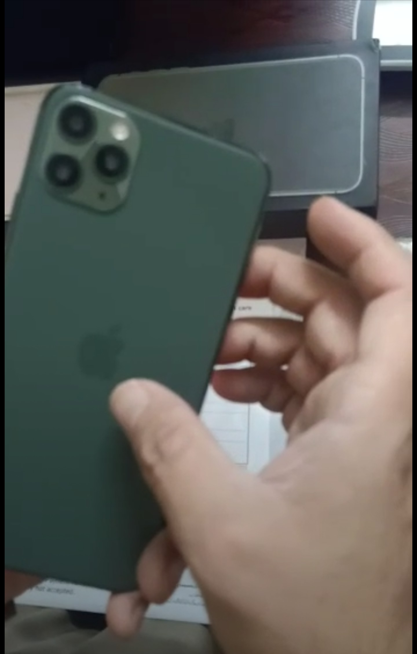 Offer for karachi users iphone 11 and 12 pro max turkish made ramazn offer - photo 2