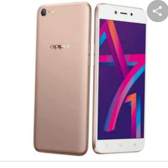 Oppo a 71 used - photo 2