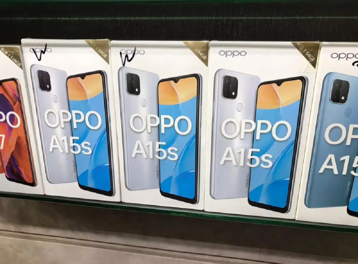 Oppo A15s  brandnew pin pack - photo 1
