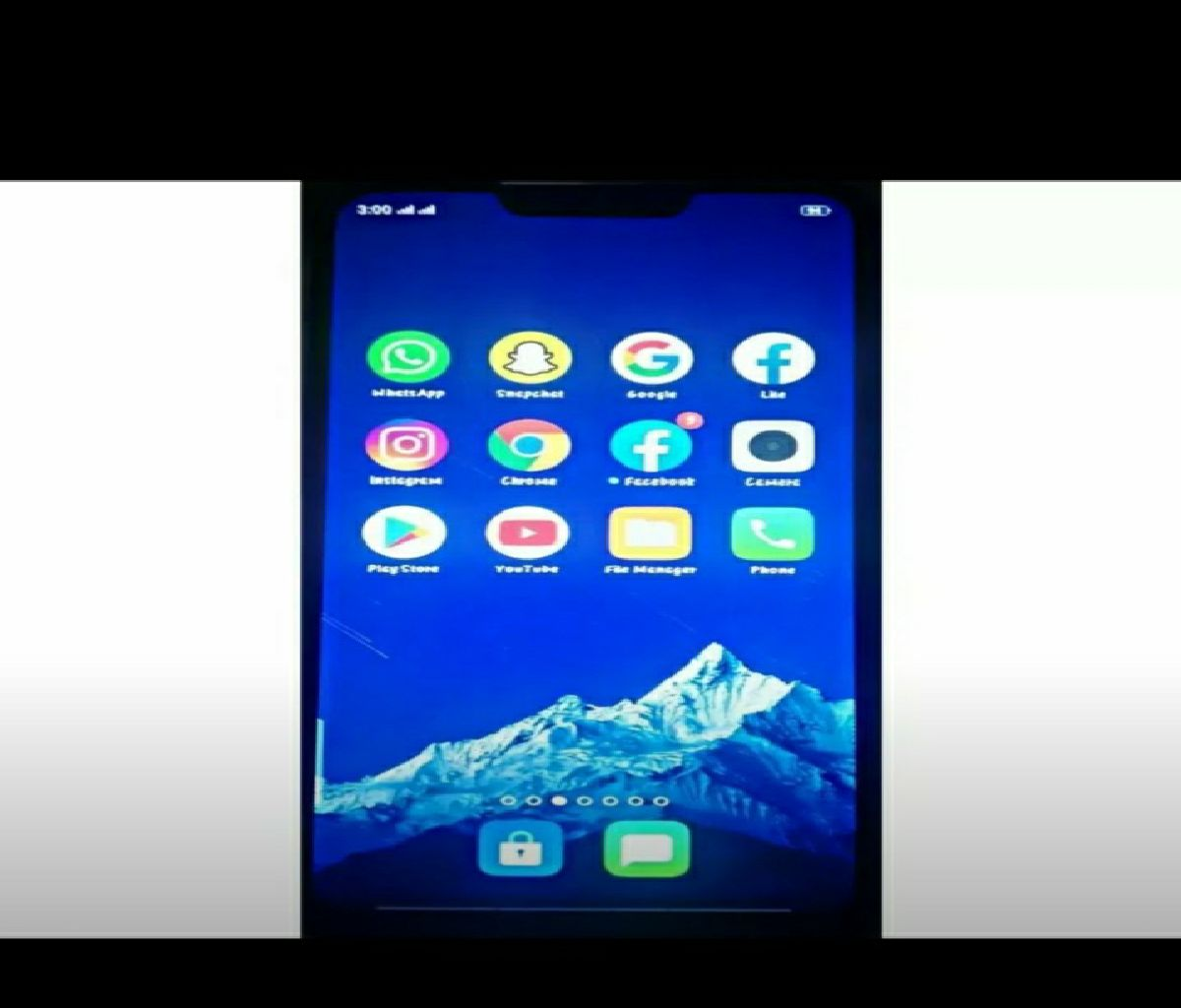 Oppo a3 s with 16 gb memory with 13+8 mp cameras - photo 2
